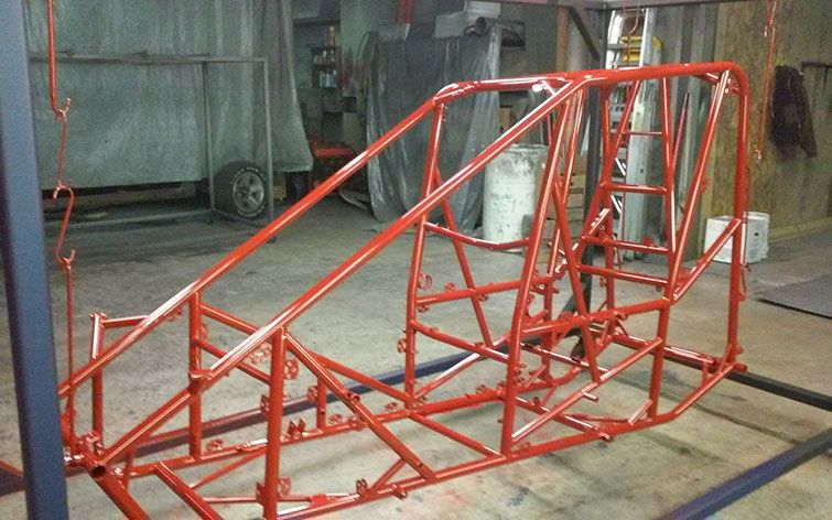Powder Coating Tulsa 201