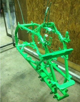 Powder Coating Tulsa 204